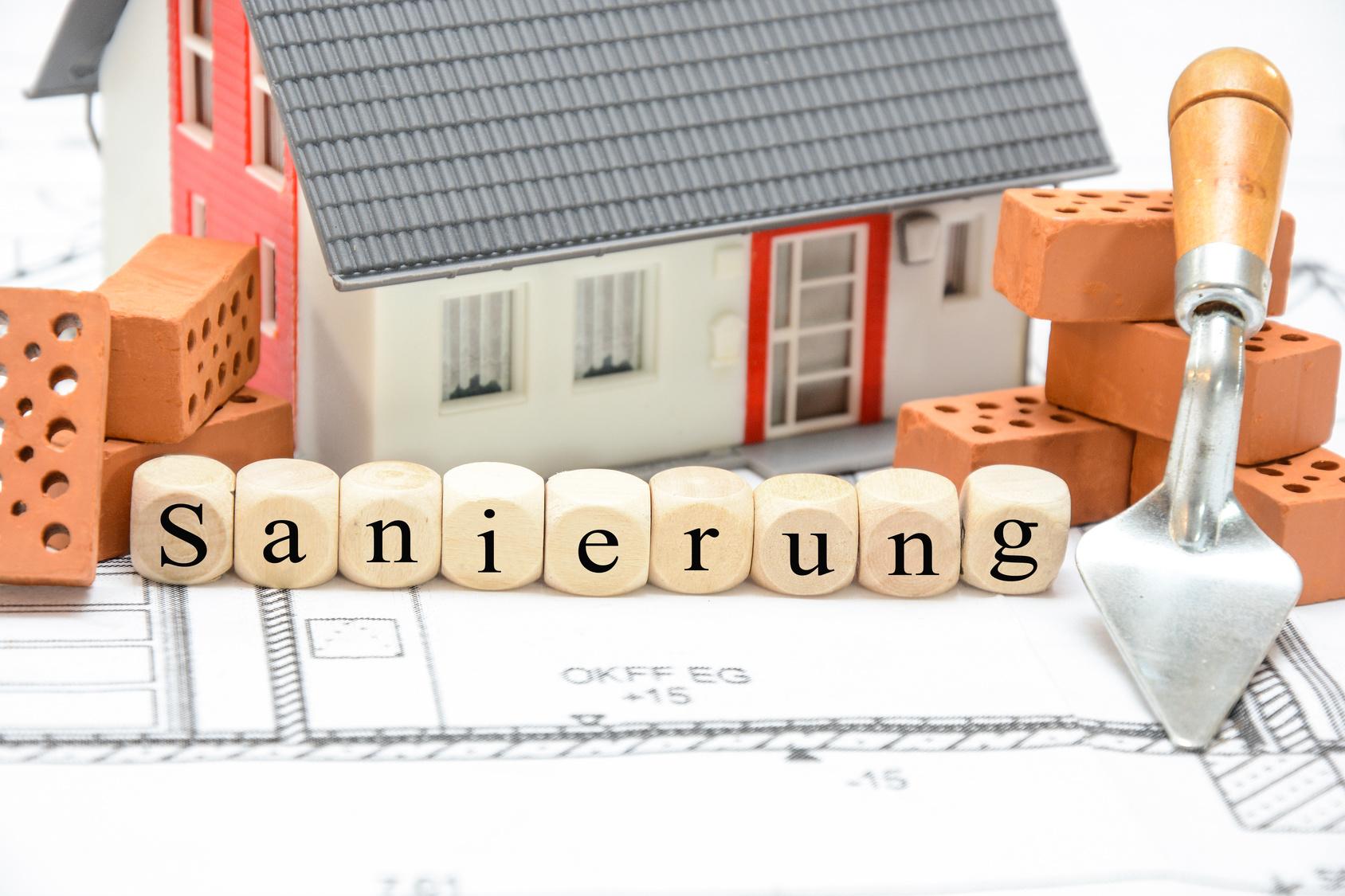Altbausanierung Meschkat Dortmund